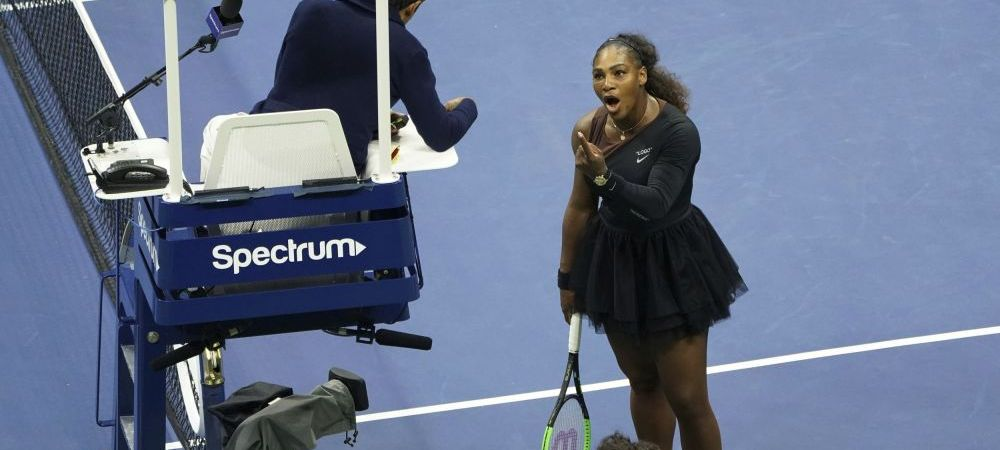 BOICOT la meciurile Serenei Williams! Lovitura incredibila dupa scandalul de la finala US Open. Anunt de ULTIMA ORA