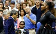 Arbitrul de la finala US Open rupe tacerea! Ce spune despre conflictul MONSTRU cu Serena si ce meci surpriza arbitreaza in continuare