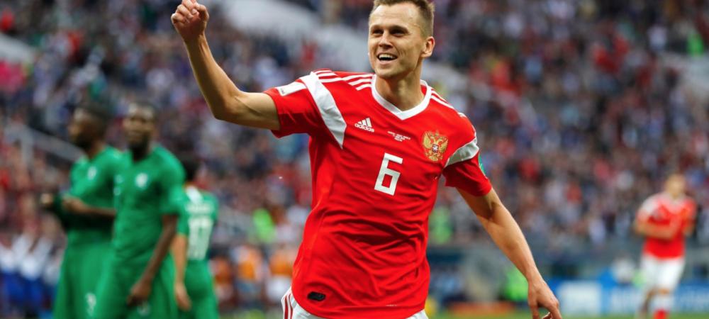 Golgheterul Rusiei la Cupa Mondiala, suspectat de DOPAJ! O ancheta OFICIALA a fost deschisa! Reactia jucatorului
