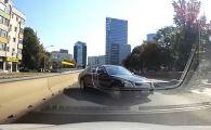Masina lui Becali, manevra periculoasa pe contrasens! Imaginile surprinse in trafic au ajuns pe internet. VIDEO