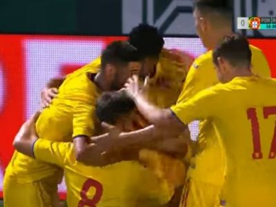Califica Romania la EURO si prinde transferul carierei! Un club URIAS din Europa si-a trimis scouterii la meciul cu Bosnia: il vor pe Ianis Hagi