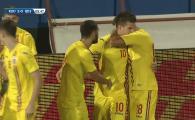 VIDEO! Reactia fantastica a lui Gica Hagi dupa golul lui Ianis DIRECT DIN CORNER! Ce a facut cand a vazut unde s-a dus mingea