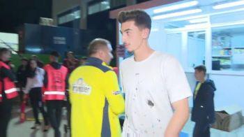 """""""Vlaaad, Vlaaad!"""" Surpriza pentru portarul Stelei dupa COSMARUL cu Rapid Viena. Ce s-a intamplat dupa meciul Romaniei U21"""
