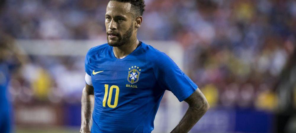 """""""Nu stiu ce sa mai fac, nu voi accepta asa ceva!"""" Neymar face SCANDAL dupa ultimul meci al Braziliei! Ce a patit"""