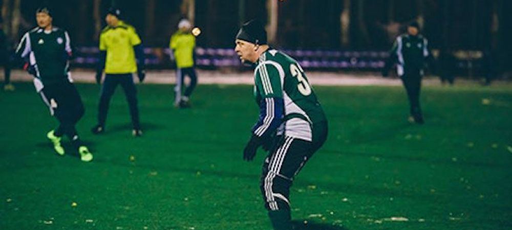 "Mesaj socant! O echipa de fotbal din Rusia ii ureaza ""la multi ani si o viata frumoasa"" unui lider al Mafiei Rusesti!"
