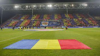OFICIAL | FRF ii muta pe eroii Radu, Cicaldau si Ianis Hagi pe un stadion de 24.000 de locuri la meciul care ii poate califica la EURO U21!
