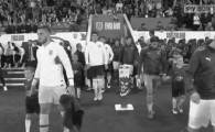 Motivul pentru care televiziunea engleza a transmis Anglia - Elvetia in alb-negru // VIDEO