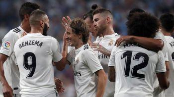Transfer total neasteptat la Real Madrid! S-a aflat deja primul jucator care va semna in iarna