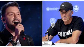 """""""E ceva in apa la Constanta"""" Concurentul de la Vocea Romaniei care l-a impresionat pe Darren Cahill. VIDEO"""