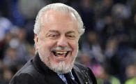 De Laurentiis cumpara o echipa pe care FCSB tocmai a eliminat-o din Europa! Seful lui Chiriches la Napoli va avea 3 cluburi