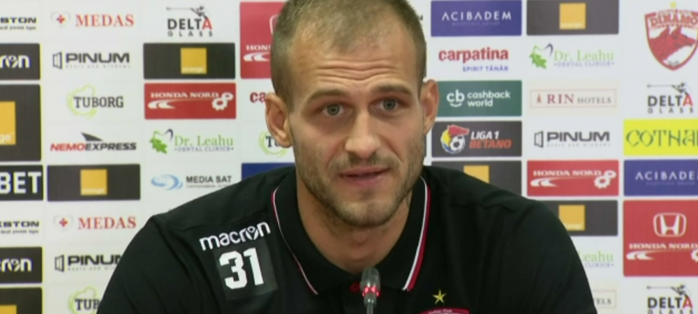 Subotic a venit la prezentarea oficiala cu un ceas care costa cat salariul unui fotbalist de la Dinamo pe un an: FOTO
