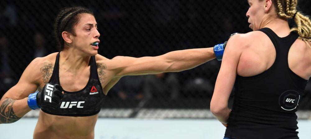 26 de ani de suspendare pentru o sportiva din UFC! Motivul pentru care a primit pedeapsa record
