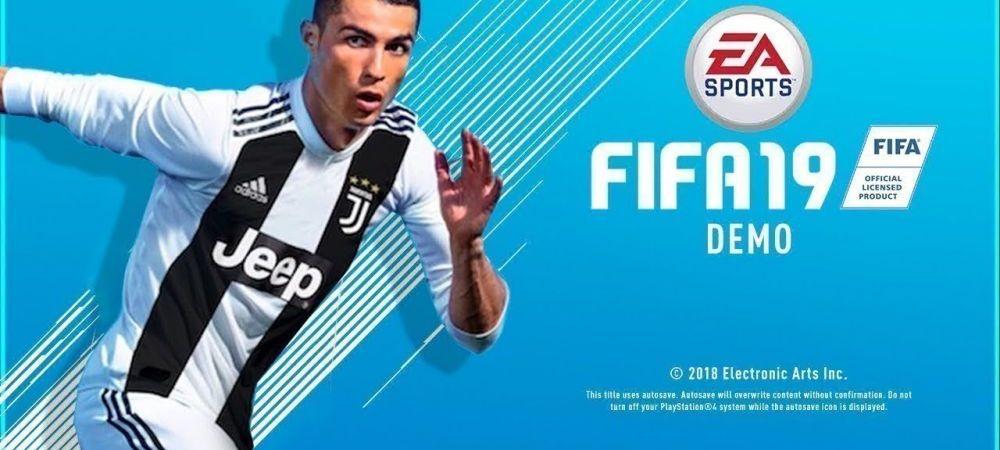 FIFA 19 DEMO DOWNLOAD | Cum il descarci si data oficiala de lansare a jocului FULL. Ce mod nou a fost introdus