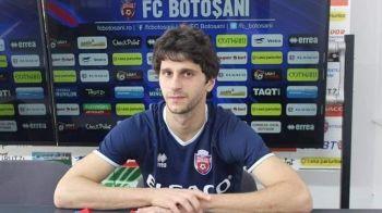 FC Botosani si-a prezentat ultimele achizitii: un italian trecut pe la Palermo si Boro, dar si un francez cu 100+ meciuri in Ligue 1
