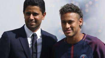 """Seicul de la PSG rupe tacerea! Anuntul facut despre plecarea lui Neymar: """"Am vorbit cu Real Madrid!"""""""