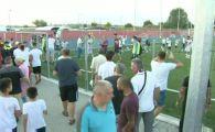Au INJURAT Steaua si au cantat imnul Rapidului la marginea terenului! Ce s-a intamplat azi in baza FCSB dupa meciul cu Rapid