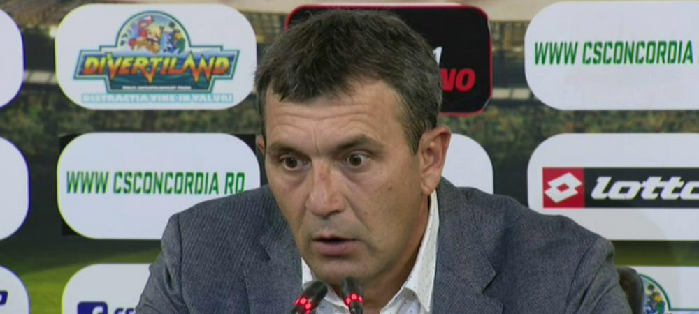 """""""Nu vreau sa par caraghios, dar vreau TITLUL! Sunt o echipa grea!"""" Anuntul lui Neagoe dupa ce Sepsi a egalat-o pe FCSB in fruntea Ligii 1"""