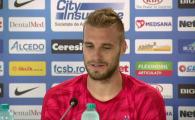 "CFR CLUJ - FCSB | E noul capitan al echipei si vrea sa inscrie cu campioana! Planici: ""Sper sa-i batem! Va fi foarte dificil!"" Ce spune despre absenta lui Pintilii"