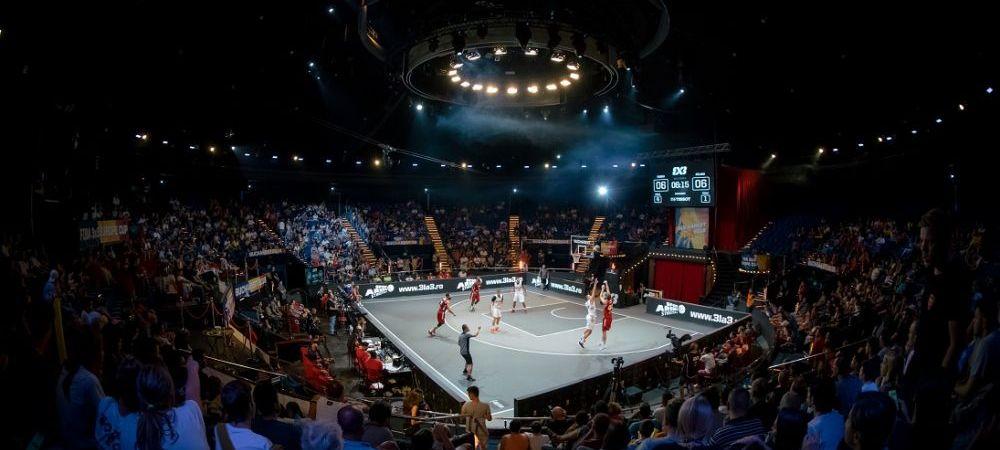 Romania, in sferturile de finala la Europenele de 3x3! ACUM LIVE in direct pe www.sport.ro, joaca cu Ucraina pentru semifinale