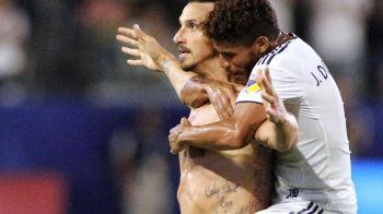 """THIS IS ZLATAN!"" Ibrahimovic a marcat golul 500 din cariera in cel mai ZLATAN mod posibil :) Executia care sfideaza logica si aroganta de dupa meci"
