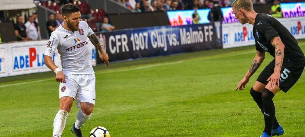 """Singurul meci care conteaza! Fierbe sangele de rapidist in mine!"" Mesajul razboinic postat de Alex Ionita inainte de CFR Cluj - FCSB!"