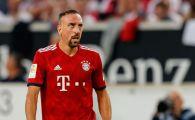 Gest halucinant al lui Ribery la ultimul meci al lui Bayern! A plecat de pe banca in timpul partidei, s-a urcat in taxi si a plecat acasa!
