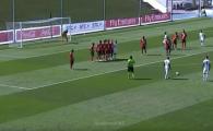 Vinicius Jr e de neoprit la Real Madrid Castilla! Reusita fantastica a pustiului brazilian: cum a putut sa suteze din lovitura libera