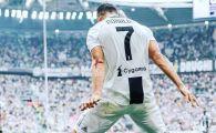 Performanta FABULOASA a lui Ronaldo! A ajuns la 400 de goluri in cariera dupa o zi MAGICA la Juventus