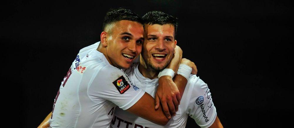 "CFR 1-1 FCSB | ""Omrani trebuia sa degajeze mingea aia!"" Ce spune Tucudean dupa 1-1 in derby"