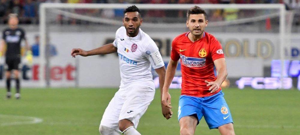 """""""Scorul e al FCSB-ului, jocul e al CFR-ului!"""" Mihai Mironica dupa al 5-lea 1-1 consecutiv intre CFR si FCSB"""