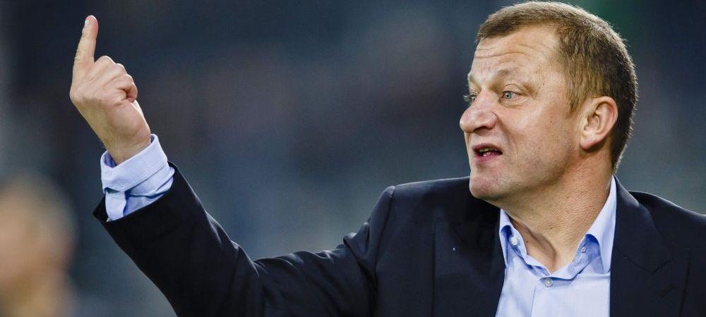 Dorinel Munteanu revine in Liga I! Antrenorul a condus deja primul antrenament