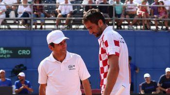 Carlos Ramos, arbitrul care a scos-o din minti pe Serena, REVINE! Decizia din Cupa Davis a atras imediat atentia tuturor