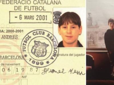 La majoratul lui Messi! 18 ani de la momentul in care argentinianul a pasit pentru prima data in La Masia. Cifrele sale sunt de pe alta planeta