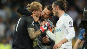 Fotografia care a facut ISTORIE dupa finala Champions League! Ce i-a spus Bale lui Karius dupa ce i-a dat doua goluri