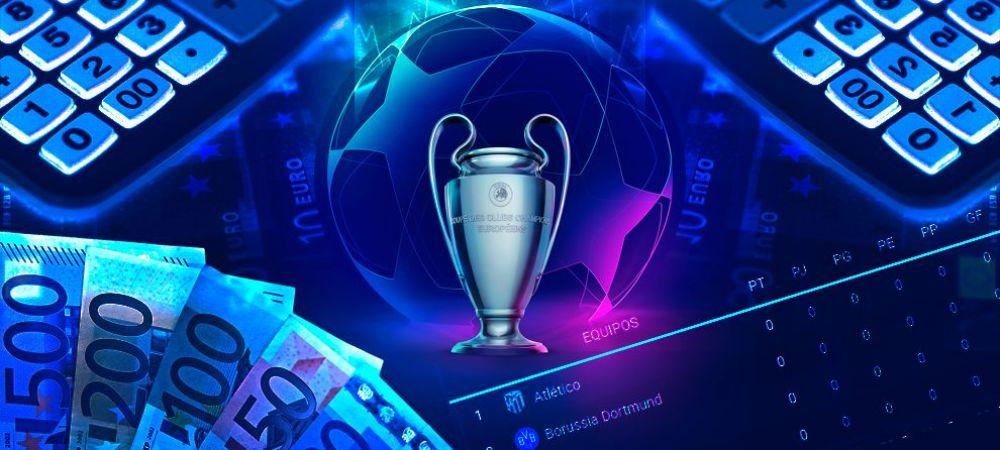OFICIAL | UEFA a anuntat noile premii colosale puse in joc in Champions League! Cati bani a pierdut CFR-ul si cat va lua marea castigatoare