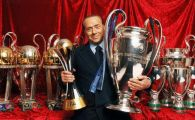 """Cum l-a """"ajutat"""" Steaua pe Berlusconi sa SCHIMBE Champions League! Povestea aparitiei noului format: """"S-a produs PRAPASTIE intre cluburi"""""""