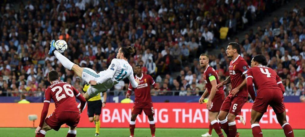 """""""Cine a decis asta? Ar trebui sa fie dat afara!"""" Declaratia neasteptata a lui Gareth Bale dupa ce a fost ignorat de UEFA"""