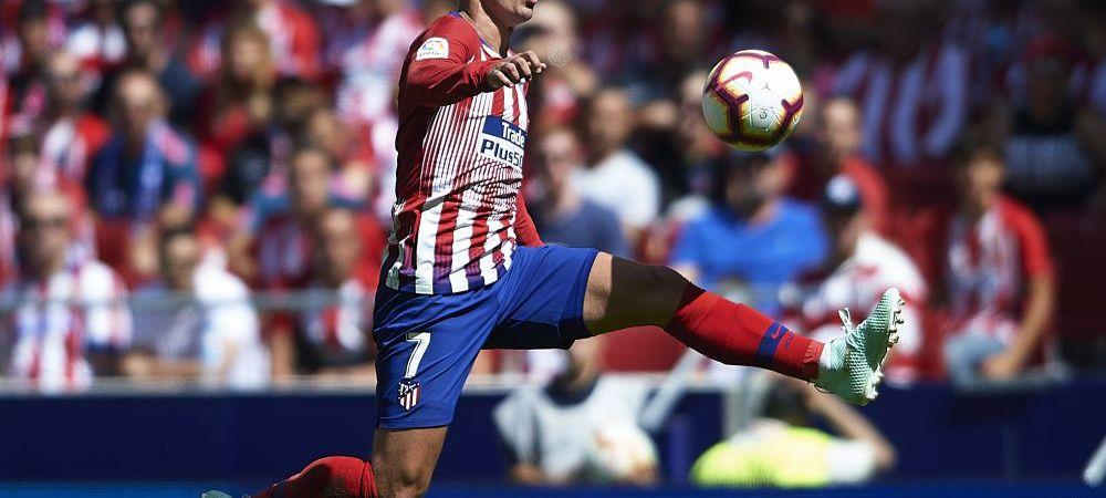 """""""Sunt la acelasi nivel cu Messi!"""" Confesiunea lui Antoine Griezmann! De ce a refuzat transferul la Barca"""