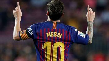 """Motivul emotionant pentru gesturile facute de Messi la bucuria pentru goluri: """"Toate reusitele sunt pentru ea"""" FOTO"""