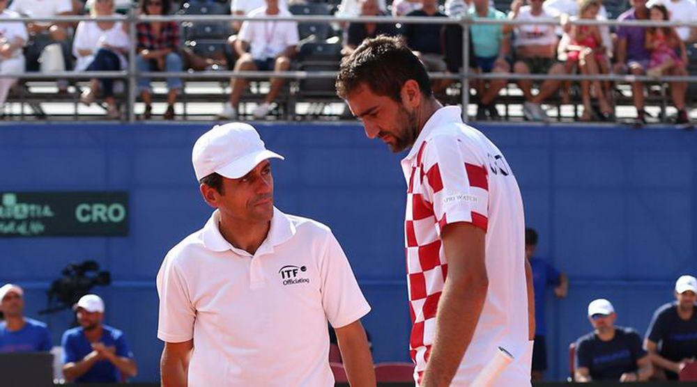 Carlos Ramos, arbitrul care a scos-o din minti pe Serena REVINE! Decizia din Cupa Davis a atras imediat atentia tuturor