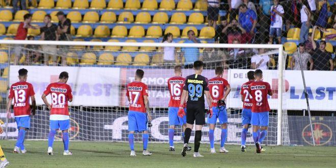 Nocturna de Liga 1 pe stadion din Liga a 5-a. Unde poate sa joace FCSB meciul din Cupa Romaniei