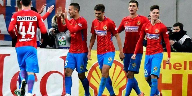 FCSB nu mai sperie pe nimeni! Echipa lui Becali, ironizata de surpriza campionatului:  Ne gandim si la titlu, ei sunt abonati la locul 2!