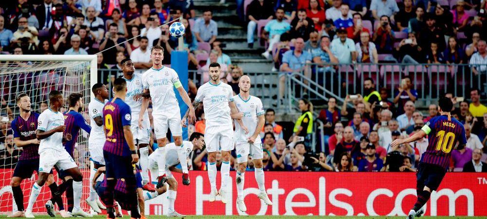 REZUMATE VIDEO | Barcelona 4-0 PSV, Inter 2-1 Tottenham! Gol fantastic Dembele, hattrick Messi! | Monaco 1-2 Atletico, Steaua Rosie 0-0 Napoli
