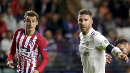 CHAMPIONS LEAGUE | Ramos il face praf pe Griezmann:  Cand il aud pe tipul asta  Mesaj pentru francez