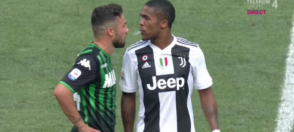 4 etape OUT! Costa si-a aflat pedeapsa dupa ce gesturile scandaloase din ultimul meci