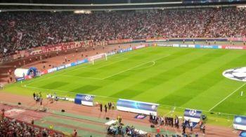 Zeci de mii de oameni l-au aplaudat in picioare pe Belodedici! Moment URIAS la Belgrad, inaintea meciului cu Napoli