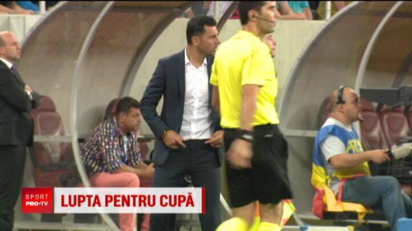 FCSB - Alba Iulia! Hagi vs Dorinel in Viitorul - Chiajna! Dinamo vs Florentin Petre, Rapid cu Turnu Maguele, CFR cu Chindia! AICI sunt saisprezecimile Cupei Romaniei