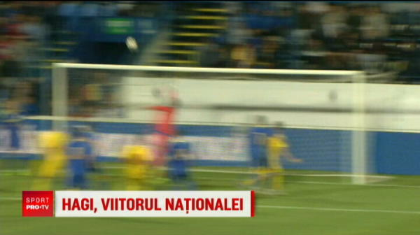 """""""Poate e intamplator golul din corner, daca batea vantul..."""" :) Lucescu is not impressed. Ce spune de Ianis Hagi"""
