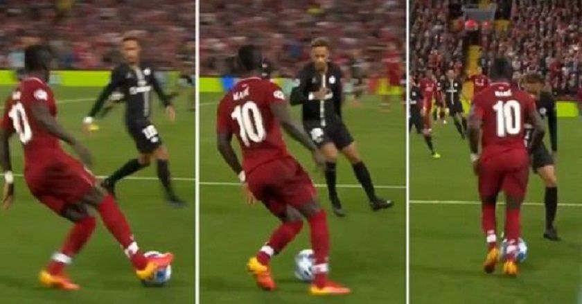 Neymar a cazut victima unui dribling cu care el isi umileste de obicei adversarii! Ce i-a facut Sadio Mane aseara, in ovatiile de pe Anfield