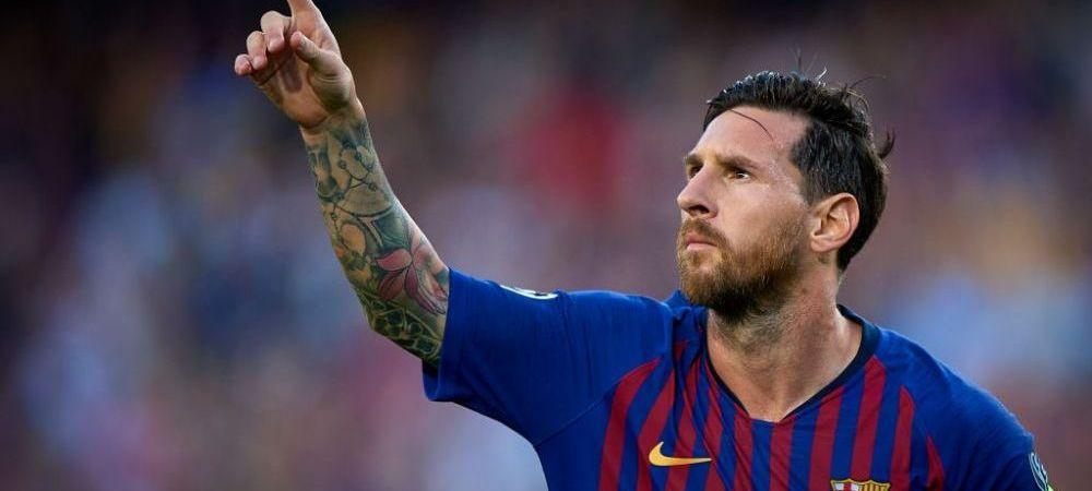 Messi, peste Ronaldo in Champions League! Ce recorduri a doborat vedeta Barcelonei dupa meciul cu PSV